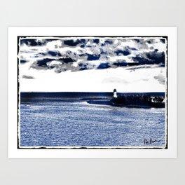 Lighthouse #2 Art Print