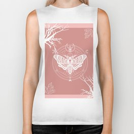 Witch Craft Autumn Biker Tank