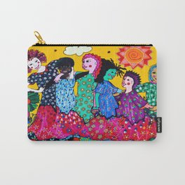 WOMANS SOLIDARITY Carry-All Pouch