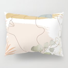 Line in Nature I Pillow Sham