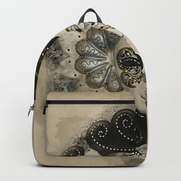Venetian Mask Backpack