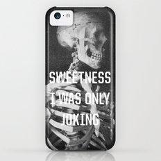 Sweetness iPhone 5c Slim Case