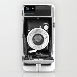 Vintage Camera No. 1 iPhone Case