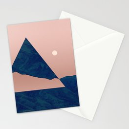 Triangle - Opposite Stationery Cards