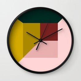 Abstract room Wall Clock
