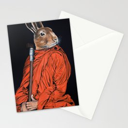Chinese Zodiac - The Rabbit Stationery Cards