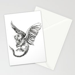 Whiskery Heights Stationery Cards