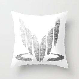 Spectre Status Recognized Throw Pillow