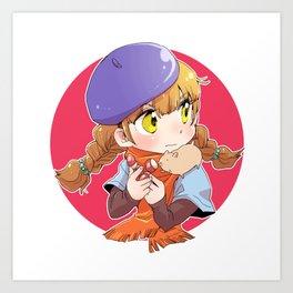 Mako - atutmn Art Print
