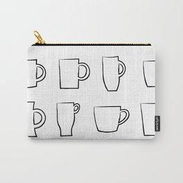 Mug Assortment Carry-All Pouch
