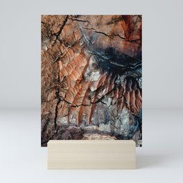 Chocolate Dunes Mini Art Print