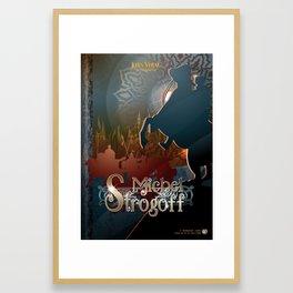 Michel Strogoff Framed Art Print
