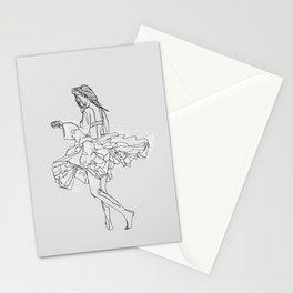 Sweet Freedom Stationery Cards