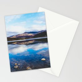 Lago, El Chalten, Patagonia, Argentina Stationery Cards