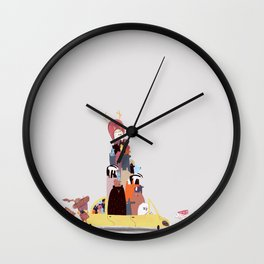 In search of Eden Wall Clock