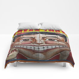 Freak Show- Funny Face Comforters