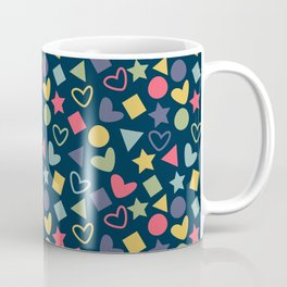Colorful Lovely Pattern XI Coffee Mug