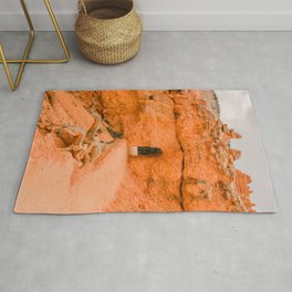 Nature's path in Bryce Canyon National Park Rug