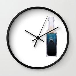 Dangerous drink Wall Clock