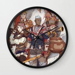 Strataegis - Arcus & Company Wall Clock