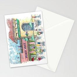 Mardi Gras N'Awlins Stationery Cards