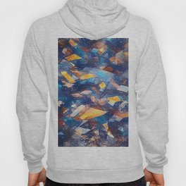 Abstract Composition 343 Hoody