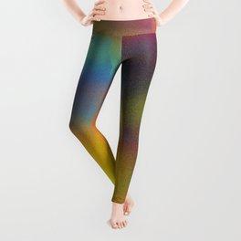 colorkleckse Leggings