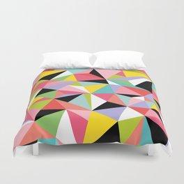 Geometric Jane Duvet Cover