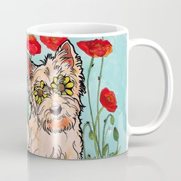 West Highland Terriers by RobiniArt Coffee Mug
