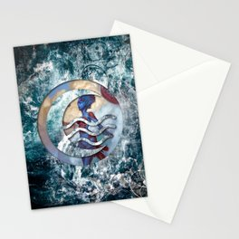 Kiora the waterbender Stationery Cards