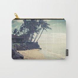Kihei Maui Hawaii Carry-All Pouch