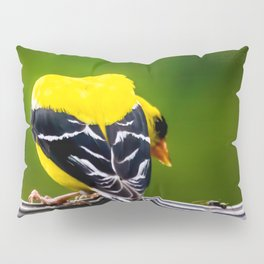 Golfinch and the Ant Pillow Sham