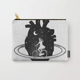 Heart choices. Carry-All Pouch