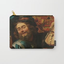 "Gerard van Honthorst ""The Merry Fiddler"" Carry-All Pouch"
