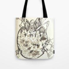 Larvae Tote Bag