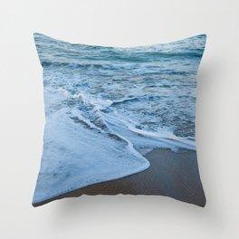 Ocean Study III Throw Pillow