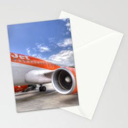 EasyJet Airbus A320 Stationery Cards