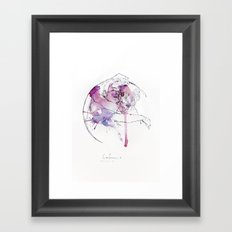 circles - brothers Framed Art Print