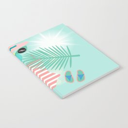 Palm Springs Ready Notebook
