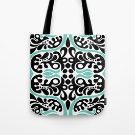 C13D Swirl Pattern Tote Bag