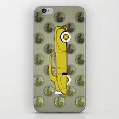 Continental Drift iPhone & iPod Skin