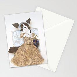 Cardigan Welsh Corgi Stationery Cards