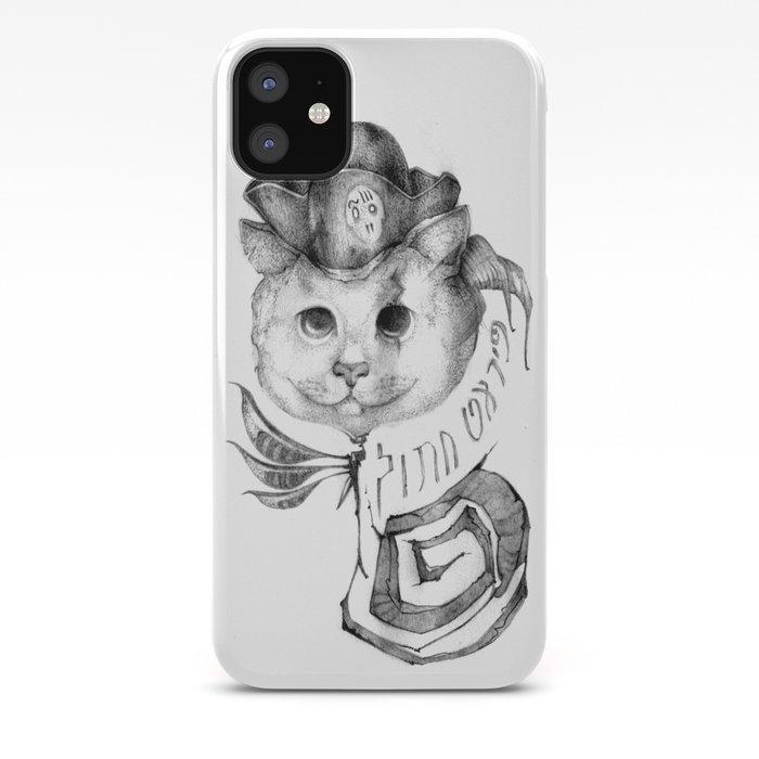 Pirate Cat iPhone 11 case