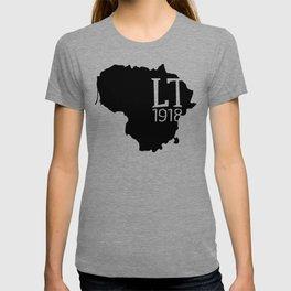LT1918 BLK T-shirt