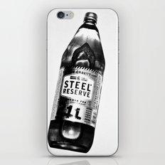 40 OZ iPhone & iPod Skin