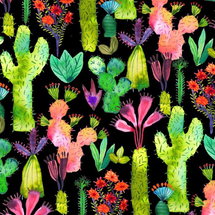 Cacti garden Leggings