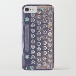 qwerty iPhone Case