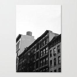 Soho XXI Canvas Print