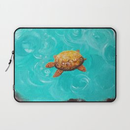 Sea Turtle Laptop Sleeve
