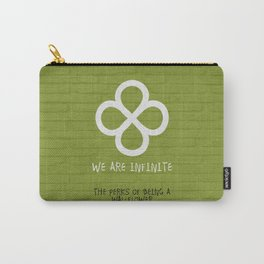 The Perks of Being a Wallflower 01 Carry-All Pouch